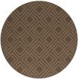 rug #174872   round check rug