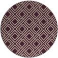 rug #174921 | round check rug