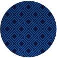 rug #174929 | round check rug