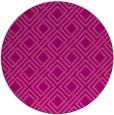 rug #174970 | round check rug