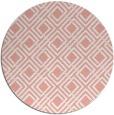 rug #174982   round check rug
