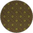 rug #174989 | round check rug