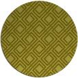 rug #175081 | round check rug