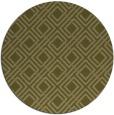 rug #175094 | round check rug