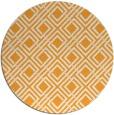 rug #175107   round check rug