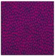 rug #175493 | square blue natural rug