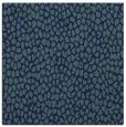 rug #175497 | square blue natural rug