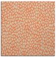 rug #175661 | square orange rug