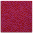 rug #175717 | square red natural rug