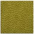 rug #175785   square light-green animal rug