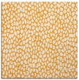 rug #175813 | square light-orange animal rug