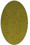 rug #176137 | oval animal rug