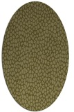 rug #176149 | oval light-green rug