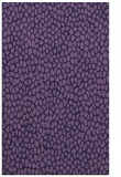 rug #176265 |  purple animal rug