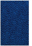 rug #176337 |  blue animal rug