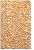 rug #176361    orange animal rug