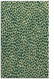 rug #176373 |  yellow animal rug