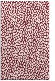 rug #176381    pink natural rug