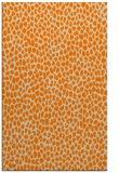 rug #176485 |  orange natural rug