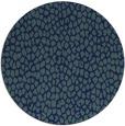 rug #176553 | round animal rug