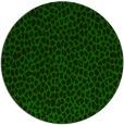 rug #176589 | round green animal rug