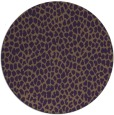 rug #176754 | round animal rug
