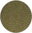 rug #176853 | round light-green popular rug