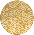 rug #176857 | round light-orange animal rug