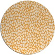 rug #176869 | round light-orange animal rug