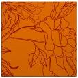 rug #177413 | square orange natural rug