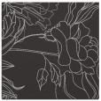 rug #177425 | square red-orange natural rug
