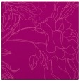 rug #177433 | square pink graphic rug