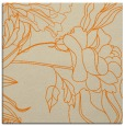 rug #177541   square orange rug