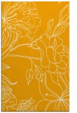rug #178265 |  light-orange graphic rug