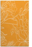 rug #178277 |  light-orange graphic rug