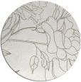rug #178281 | round beige natural rug