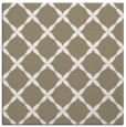 rug #178985 | square white geometry rug