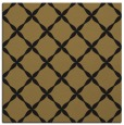 rug #179005   square black geometry rug