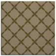 rug #179105 | square brown traditional rug