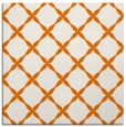 rug #179177 | square orange popular rug
