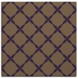 rug #179217 | square purple traditional rug