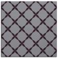 rug #179221 | square purple popular rug