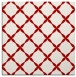rug #179225 | square red traditional rug