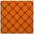 rug #179241 | square red-orange traditional rug