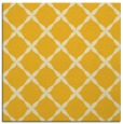 rug #179273 | square yellow traditional rug