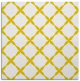 rug #179285 | square yellow rug