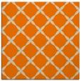 rug #179301 | square orange traditional rug