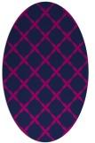 rug #179366 | oval traditional rug
