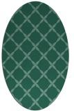 rug #179394 | oval geometry rug