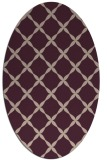 rug #179497 | oval traditional rug